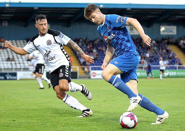 Rory Feely re-signs for Waterford FC