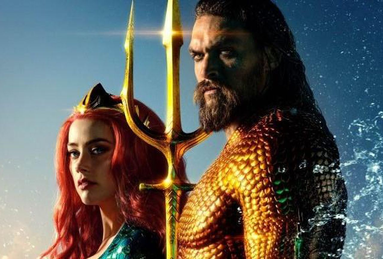 """Listen back: Maria gives the thumbs up to """"Aquaman,"""" but mostly due to Jason Momoa, she tells The Big Breakfast Blaa"""