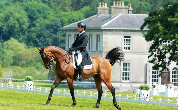 In Equestrian news the Nations Cup is coming to Waterford next year.