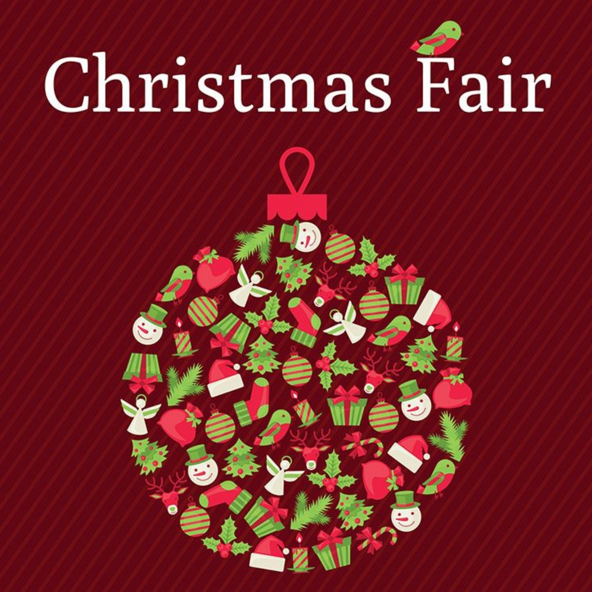 Gailltír Annual Christmas Fair- December 9th