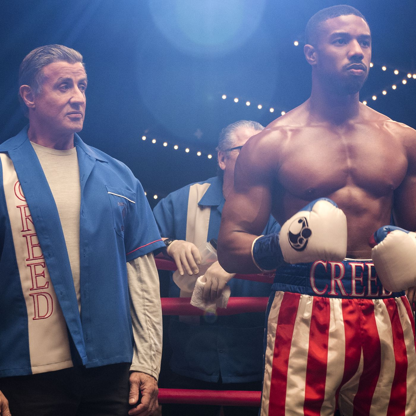"Listen back: Maria McCann tells The Big Breakfast Blaa she'd highly recommend ""Creed 2"" even if you've never seen the Rocky movies"