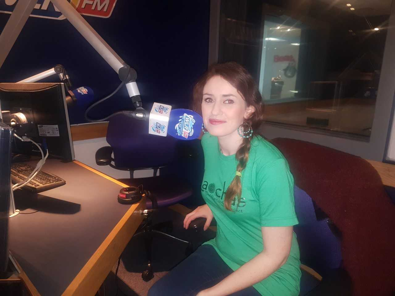 Listen back: Mary hears about a Battle of the Bands at Central Arts to promote youth mental health