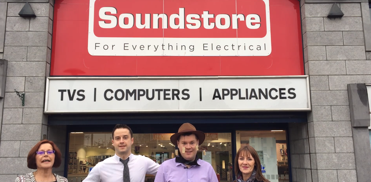 We're live from Soundstore this Friday for Teresanne's Tucker Trials Finale