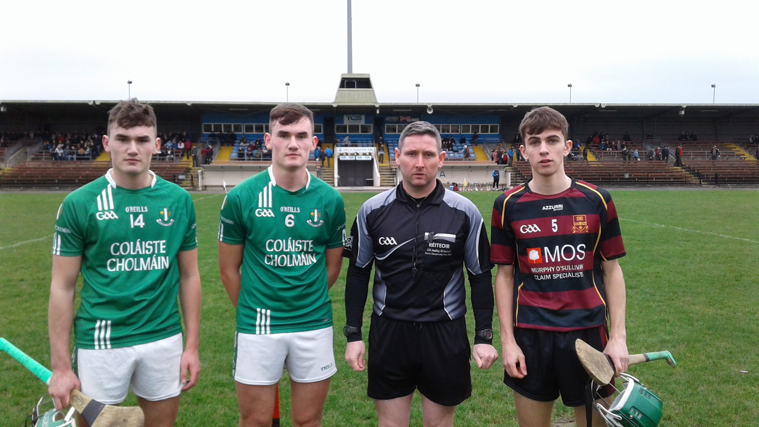 De La Salle College march on to semi finals of Harty Cup
