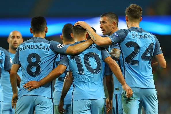 City ease past Burton Albion in first leg of Carabao Cup Semi-Final