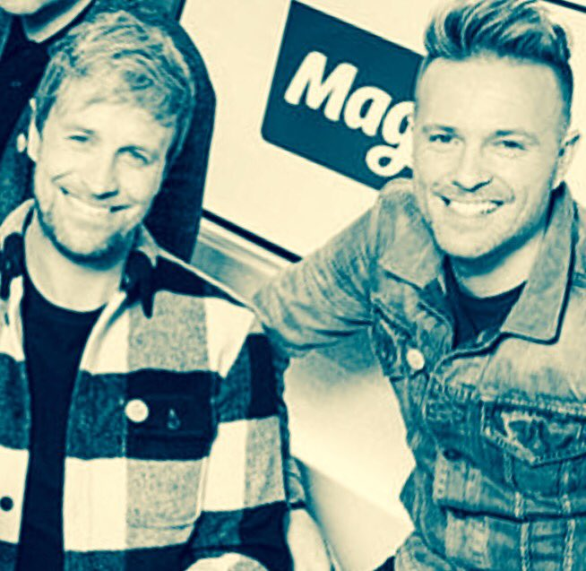 Westlife join Teresanne on The Drive Home