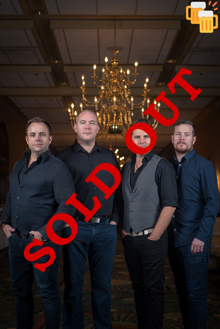 The High Kings at Theatre Royal SOLD OUT