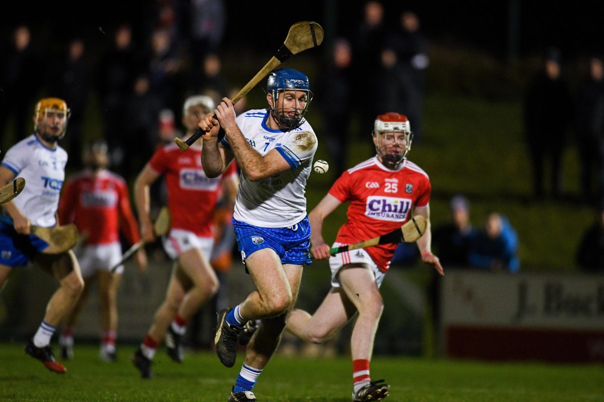 Pauric Fanning gets his managerial reign off to a winning start as Waterford defeat Cork in Munster Senior hurling League