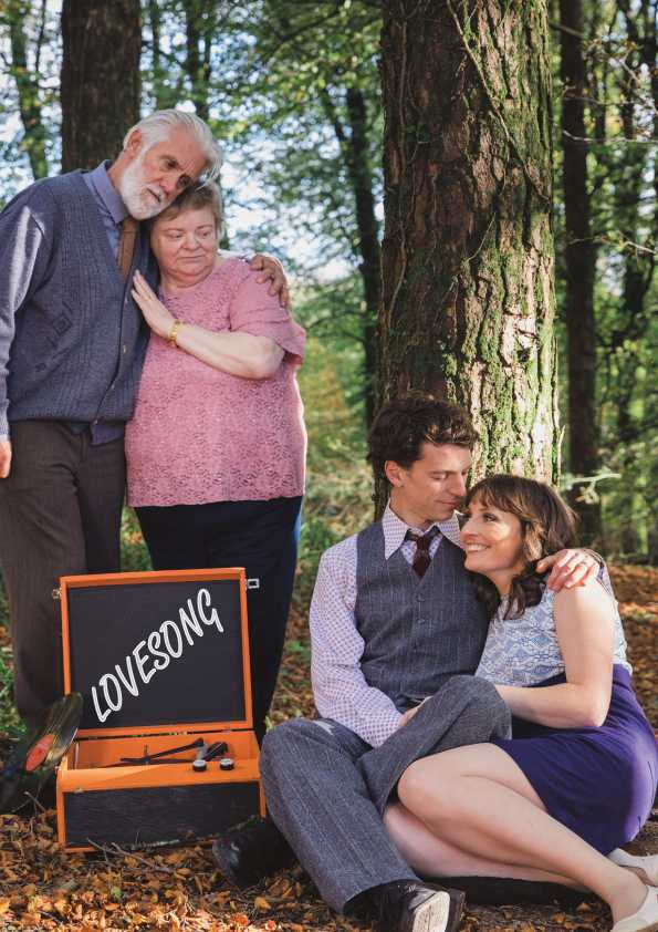 """Listen back: Newly established Red 'n Blue Theatre Company is bringing the play """"Love Song"""" to Garter Lane"""