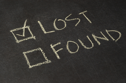 Lost and Found | WLR