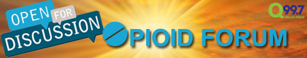 Feature: http://www.mediafire.com/file/av9cw4nlgj1pkci/2017-04-23_Opioid_Forum_Part_2-Hope_Is_In_The_Air_web.mp3