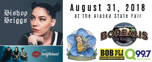 Feature: http://www.alaskastatefair.org/site/events/bishop-briggs/