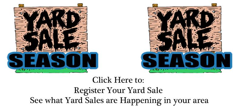 Feature: http://www.957themonkey.com/syn/718/3400/yard-sale-season/