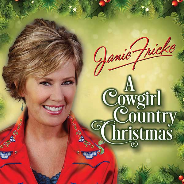 Janie Fricke Releases First Ever Christmas Album, 'A Cowgirl