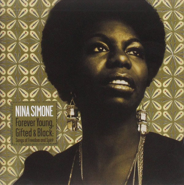 The late Nina Simone, legendary singer and Civil Rights activist, inducted into Rock 'N' Roll Hall of Fame