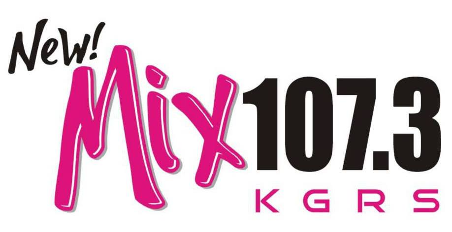 The New Mix 107.3 KGRS