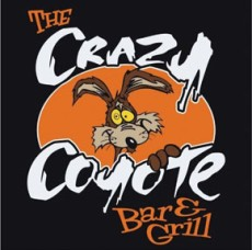 Always Fresh at The Crazy Coyote! G.B.R.W