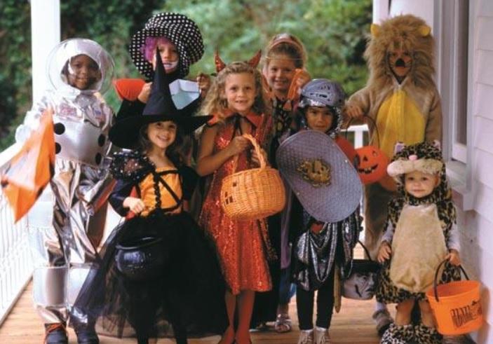 A spooktacular Burlington Halloween!