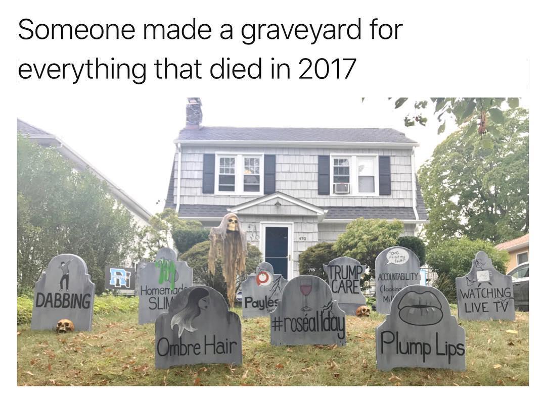 LOL! Great Halloween Decorations