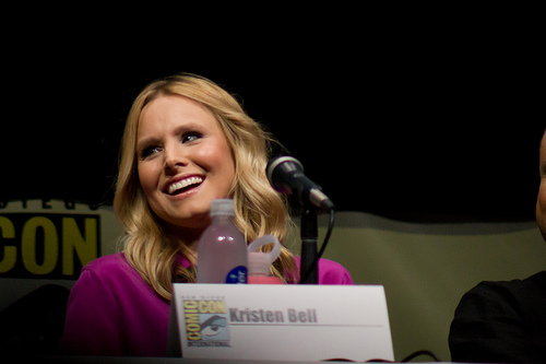 Kristen Bell Jams with Dave??