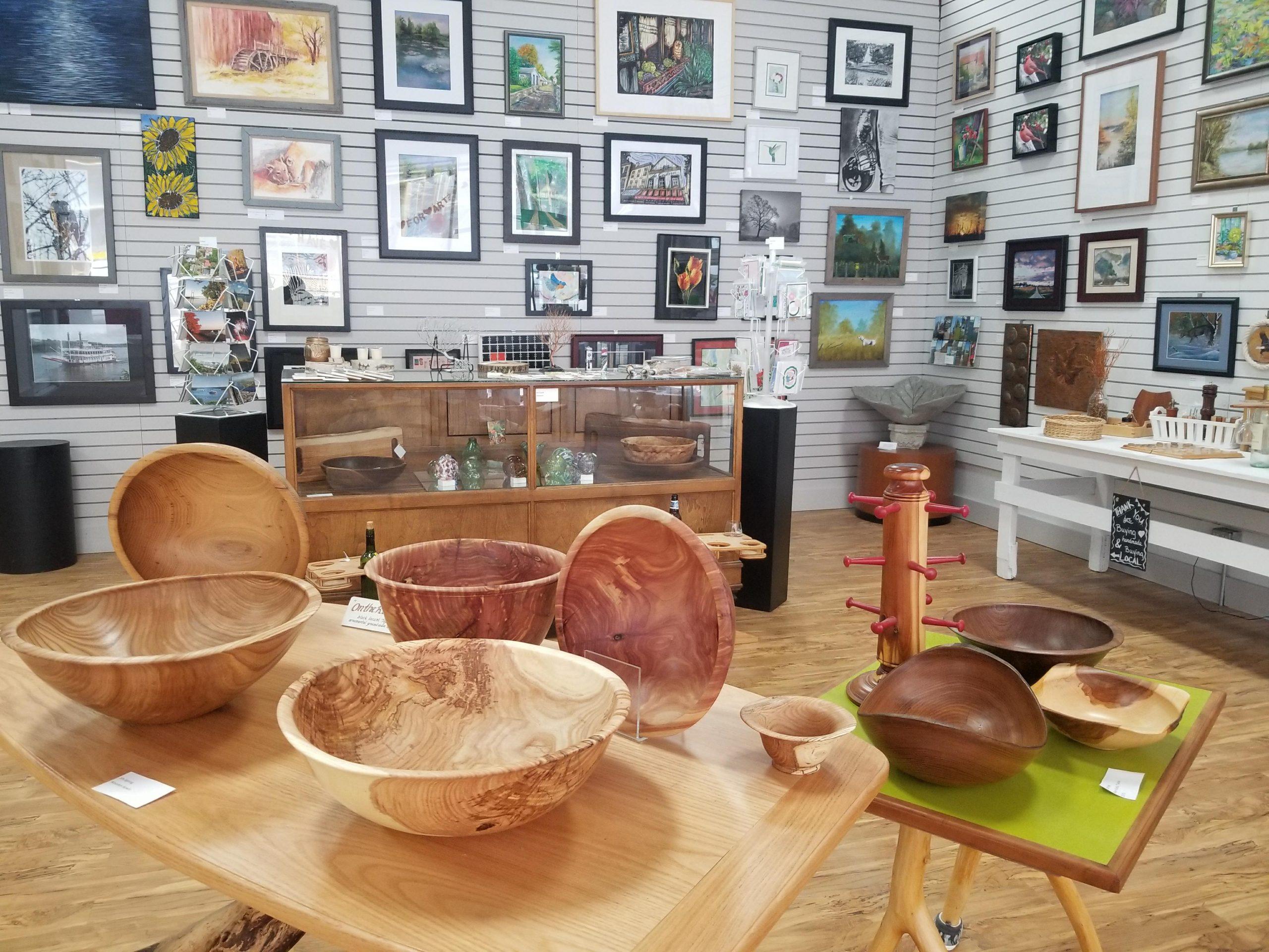 The Art Center of Burlington