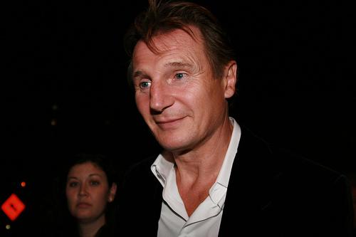 Liam Neeson = Cupid?