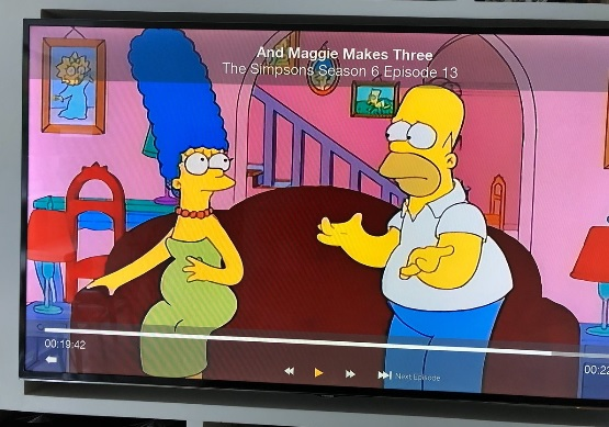 Major 'Simpsons' continuity error noticed by executive producer