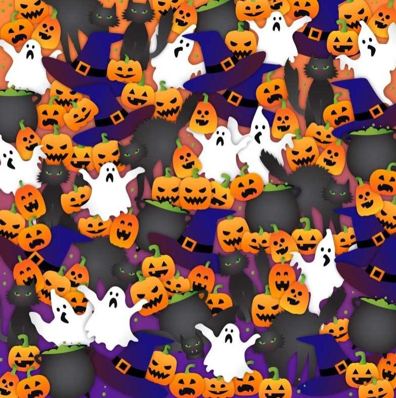 Fun Halloween brain teaser