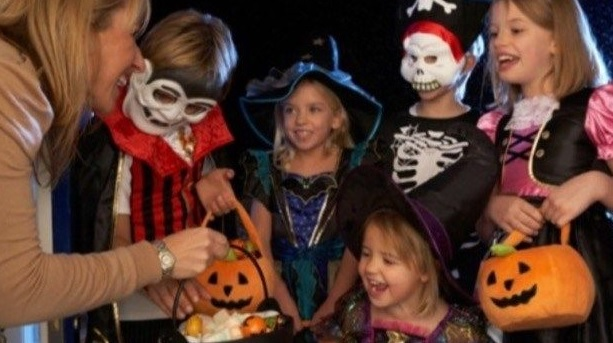Trick-or-Treat times and locations