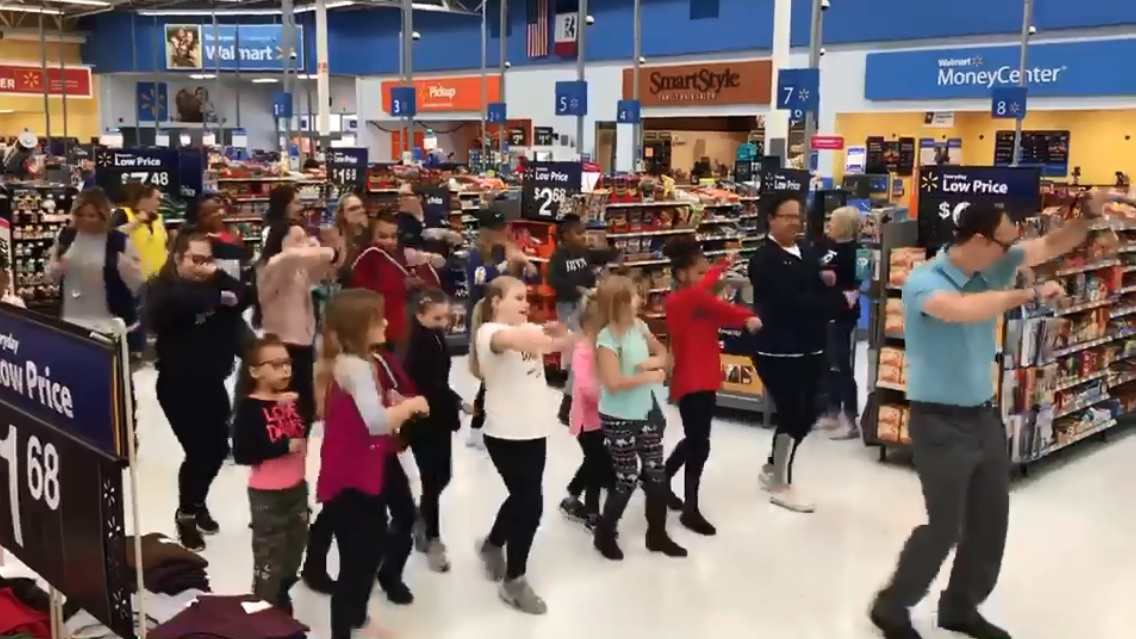 Robert Critser, West Burlington Walmart phenom
