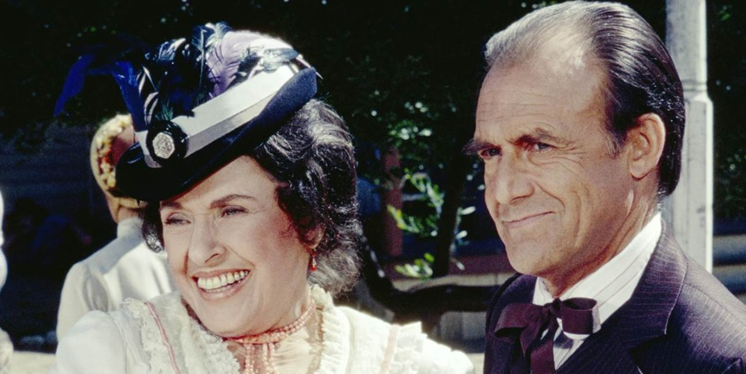 Katherine MacGregor of 'Little House on the Prairie' dies at 93