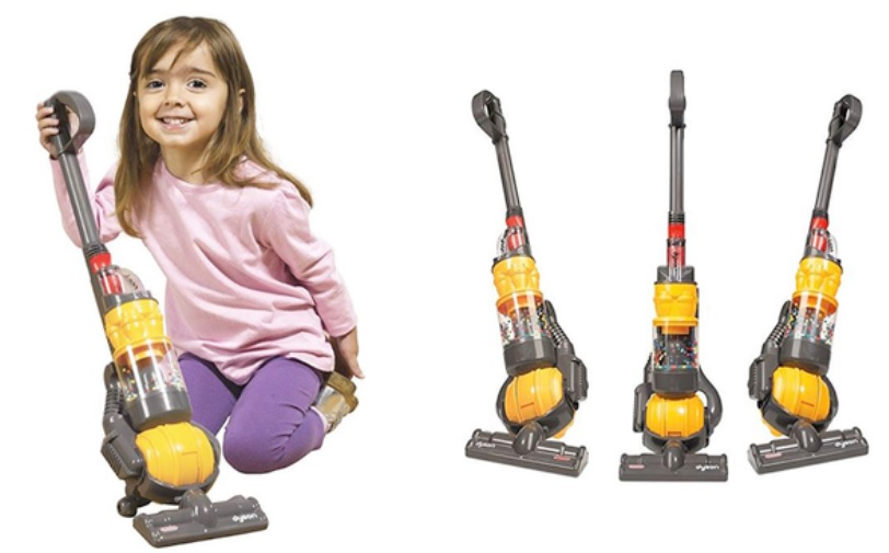 A toy vacuum for kids that really works