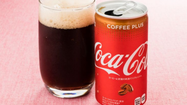 Coca Cola Coffee is a Thing