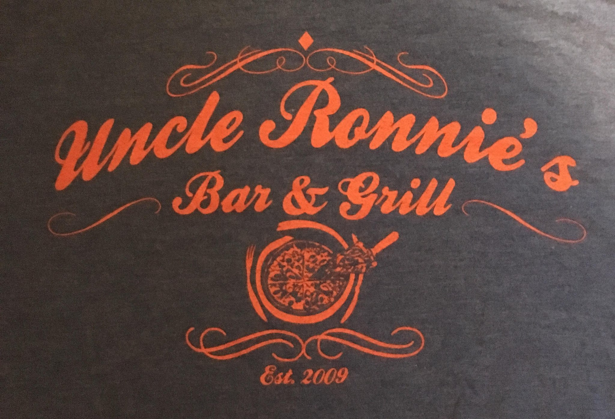 So Many Choices at Uncle Ronnie's Bar & Grill! G.B.R.W