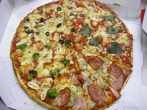 What's your favorite Pizza? here's the best in our tri state area...