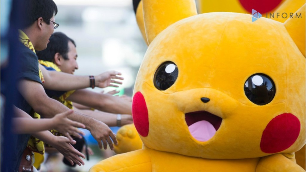 Man Dressed as Pikachu Tries to Jump White House Fence