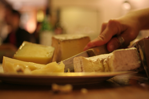 Cheese Cheese It's Good For Your Heart...
