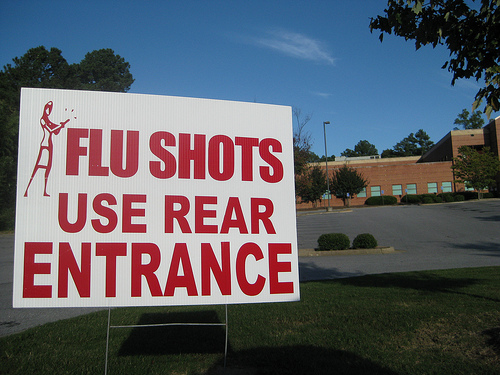 Get Your Flu Shot, Or Else