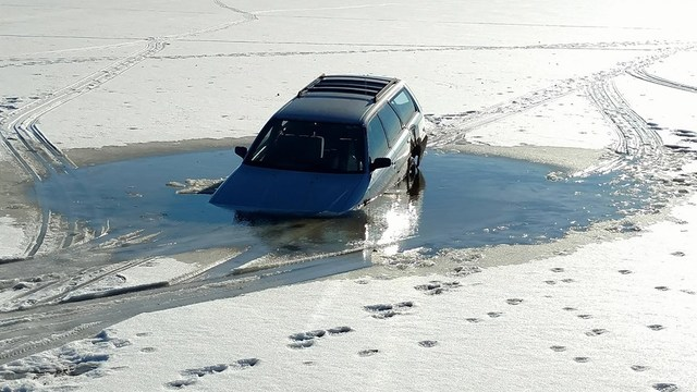 I Am NOT An Ice Road Trucker
