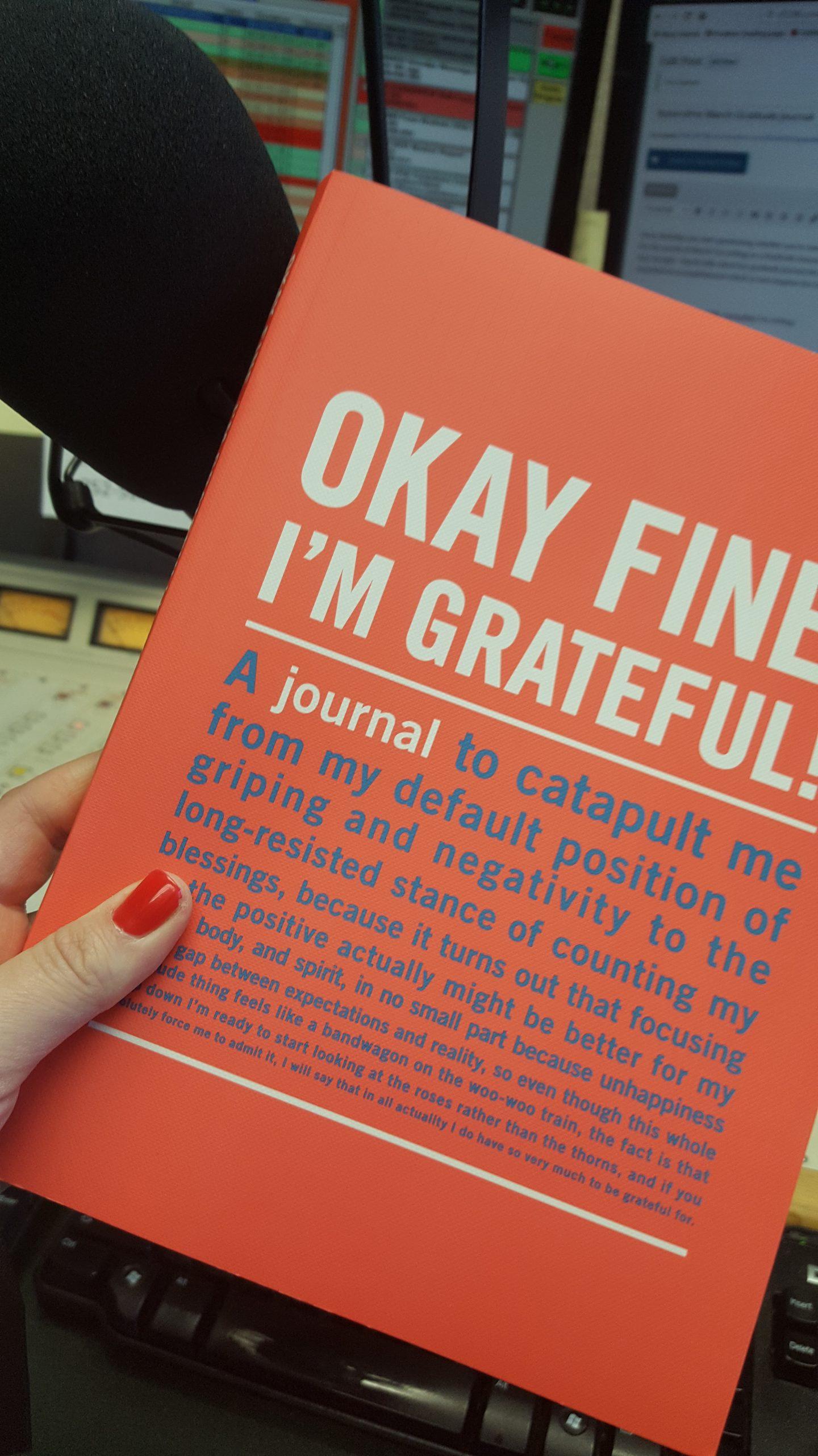 #yearofme March Gratitude Journal