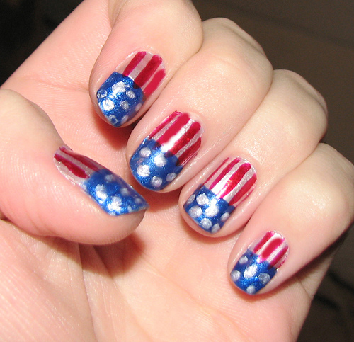 Ladies, What Do You Think of This Nail Style Trend?