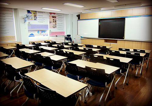 Students Save Teacher's Life in Class