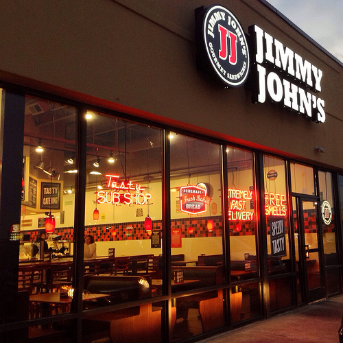West Burlington Woman Has Jimmy John's To Thank For Breakup