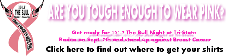 Feature: http://www.1017thebull.com/tough-enough-to-wear-pink/