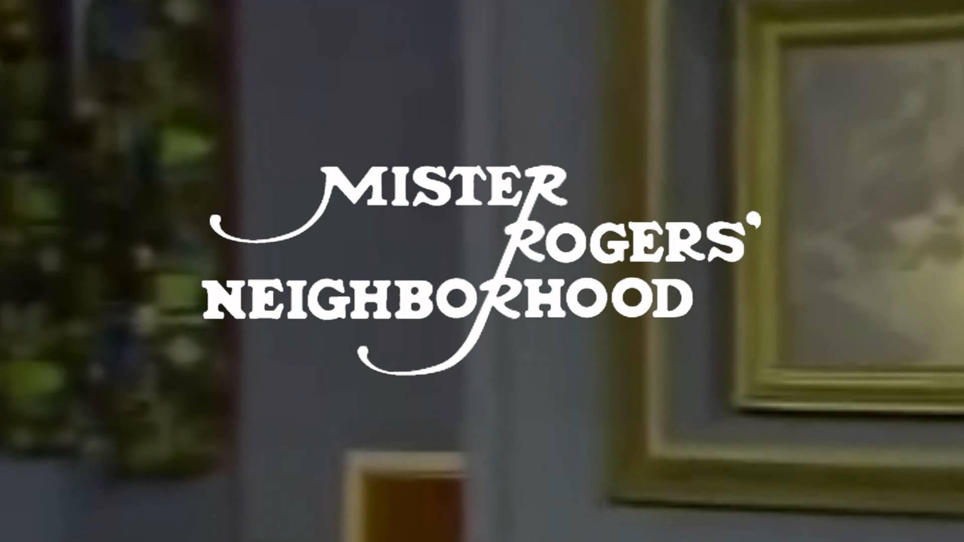 See Tom Hanks as Mister Rogers!