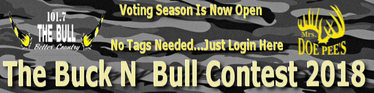 Feature: https://www.1017thebull.com/contest/34970/gallery/