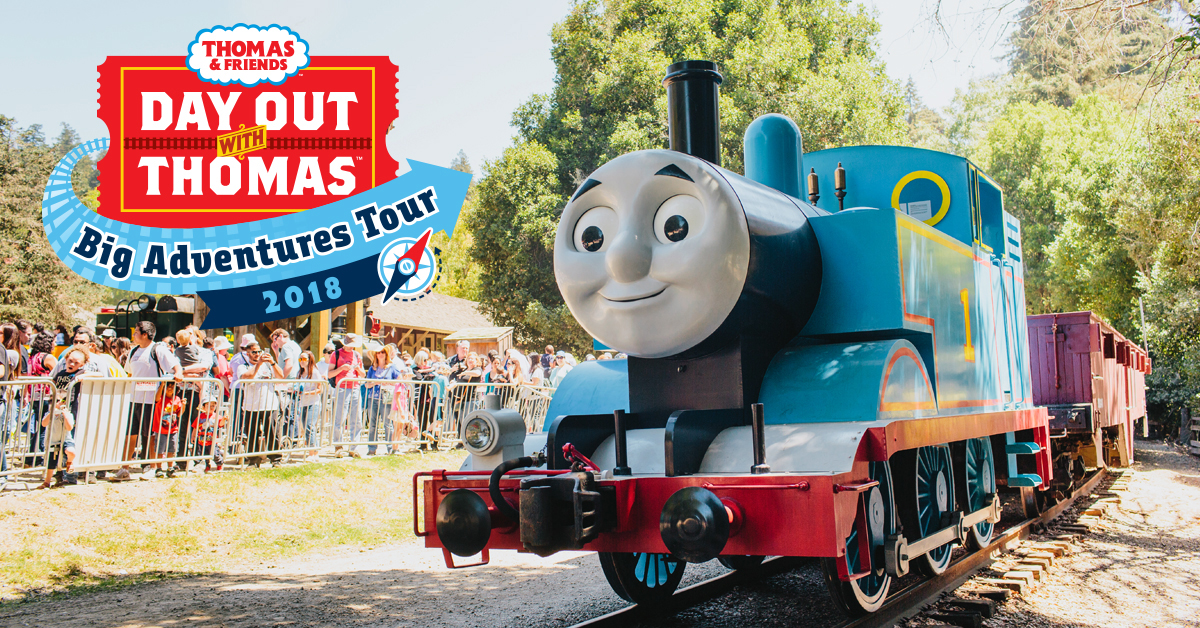 CONTEST: A Day Out with Thomas at the NRRM