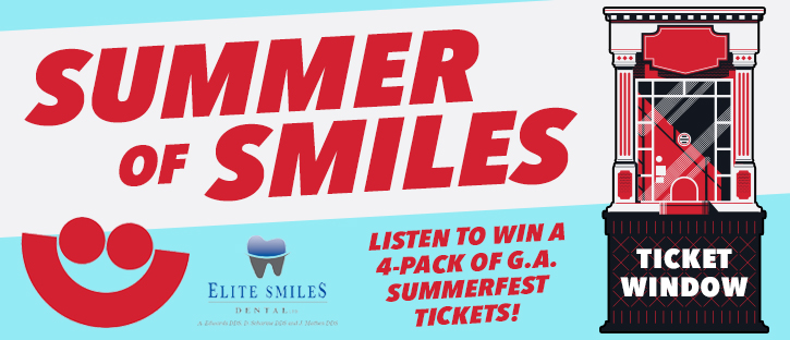 CONTEST: Summer of Smiles – Summerfest Ticket Blitz