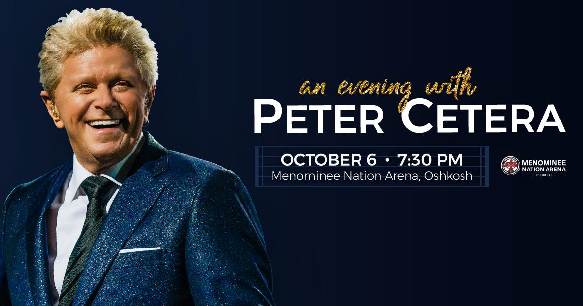 CONTEST: Peter Cetera – Ticket Blitz