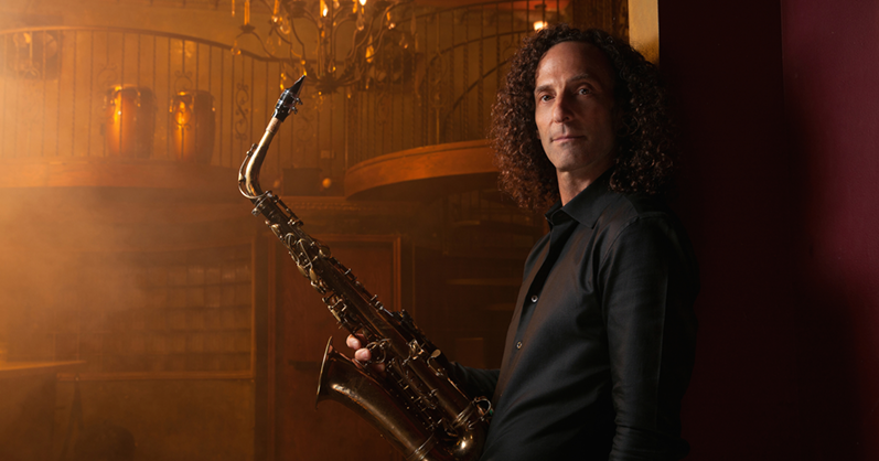 CONTEST: Kenny G at the Fox Cities PAC